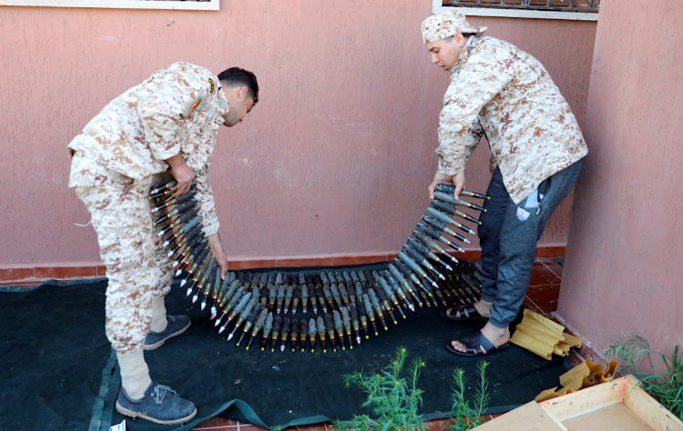 Libyan casualties pile up as IS militants join the fray