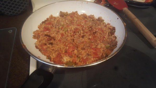 Beef And Rice Casserole Recipe