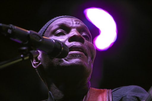 Oliver Mtukudzi. Picture: SUPPLIED