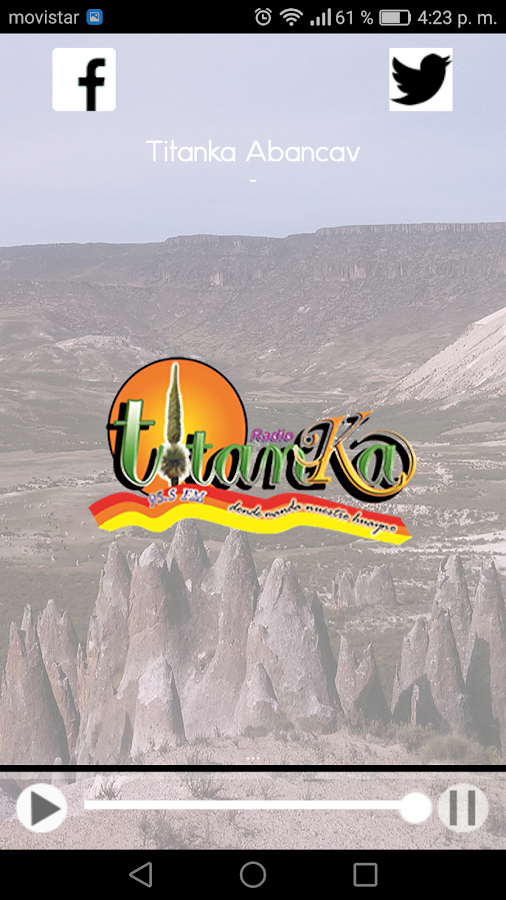 Radio Titanka - Abancay- screenshot