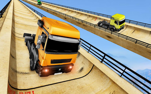 Download Mega Ramp Truck Stunts MOD APK 8