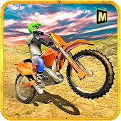 Moto Bike Offroad Adventure