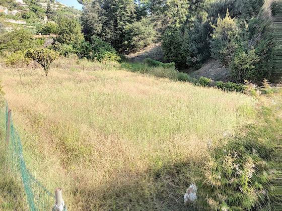 Vente terrain 995 m2
