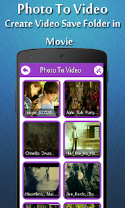 Photo To Video Maker screenshot 2