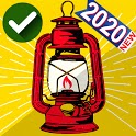 Flashlight Rainbow Colors 2021 icon