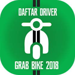 Daftar Driver GrabBike 2018