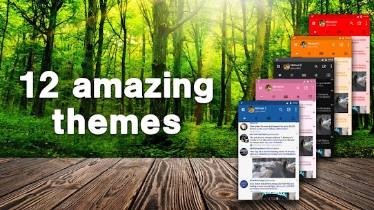 TweetCaster Pro for Twitter – APK Mod for Android 3