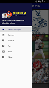 Yu Darvish Wallpapers HD MLB - náhled