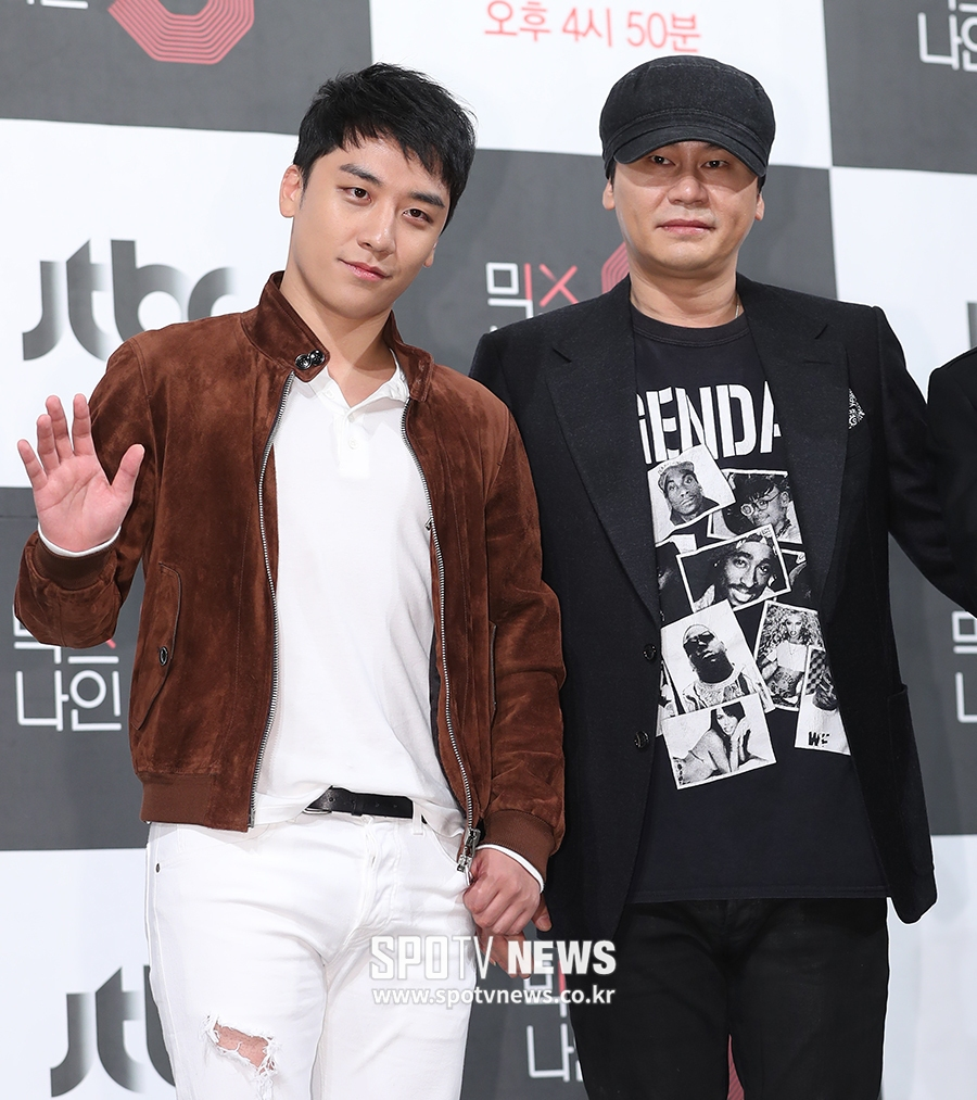 Seungri Speaks About YG's Upcoming Hidden Rookie Artists