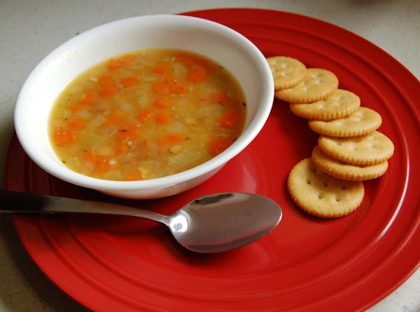 French Canadian Pea Soup Recipe