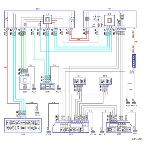 peugeot 407 wiring diagram full – Apps bei Google Play