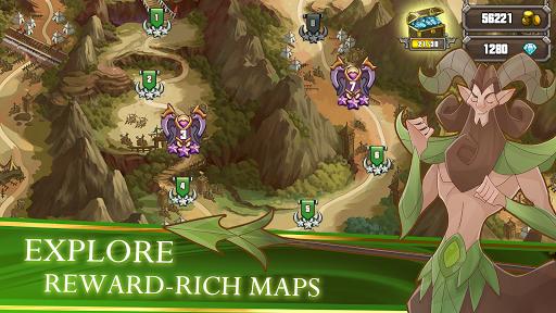 magic castle defense screenshot 3