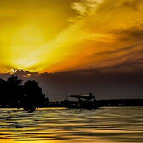 sinlight by Jayanta Roy - Landscapes Sunsets & Sunrises