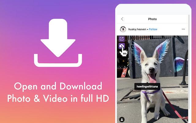 Super Downloader for Instagram
