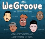 WeGroove - Monday 30 April 2018 : Inside On the Greens