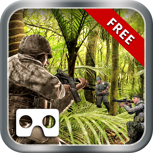 Commando Adventure Shooting VR game (apk) free download for