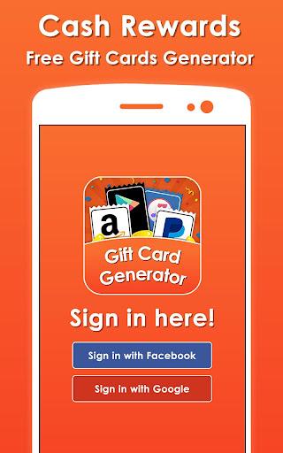 Cash Rewards - Free Gift Cards Generator Mod Apk Unlimited ...