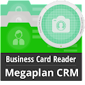 Business Card Reader Megaplan icon