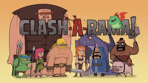 New Free Clash of Clans TV Show