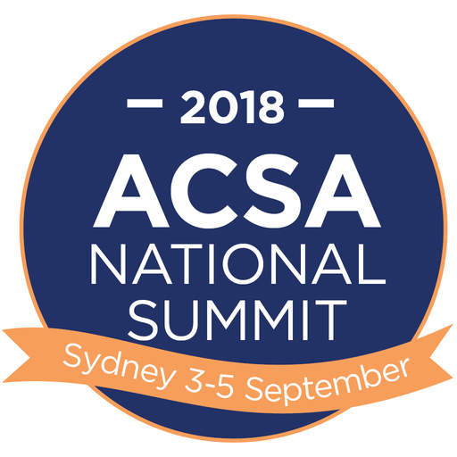 ACSA National Summit 2018 Android APK Download Free By Centium Software Pty Ltd