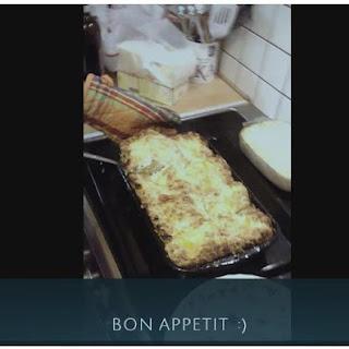 Croatian way to make Lasagna!
