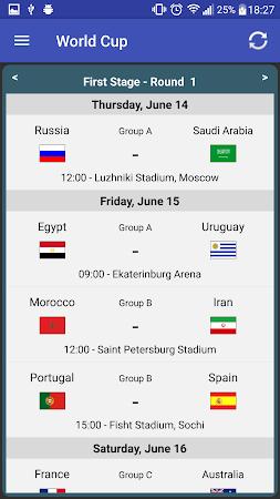 World Cup 2018 1.0.12 screenshot 2093067