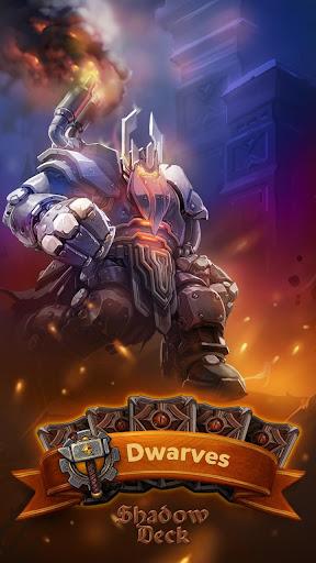 Shadow Deck: Magic Heroes Card CCG screenshots apkshin 15
