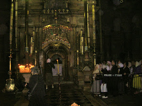 Photo: Иерусалим. Часовня Гроба Господня