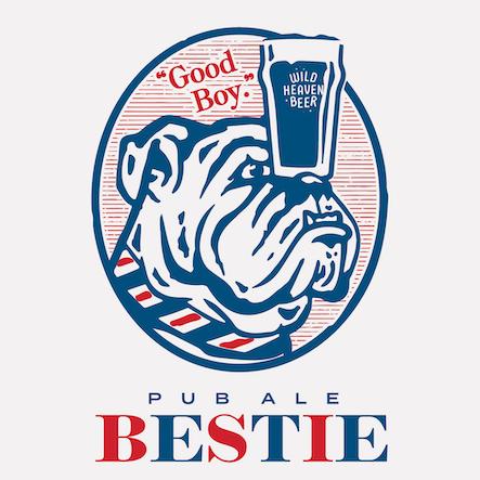 Logo of Wild Heaven Bestie Pub Ale