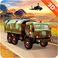Off Road Drive Army Truck Simulation