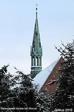 Photo: Cistercienser Nonnen Kloster bei Wismar.  Gothic brick architecture.   Familienforschung in Norddeutschland   http://jennus.beepworld.de/ahnenforschung.htm