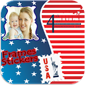 4th July Photo Frames 2017