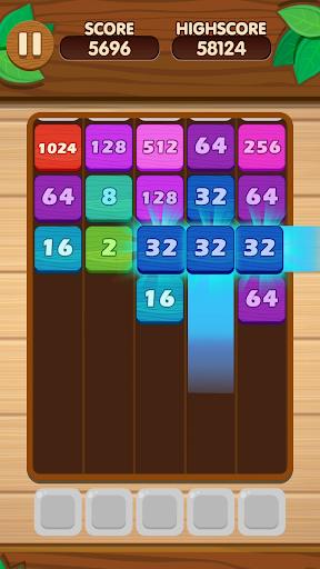 2048 Shoot & Merge Block Puzzle painmod.com screenshots 5