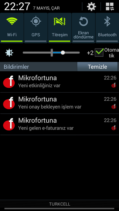Mikrofortuna- screenshot