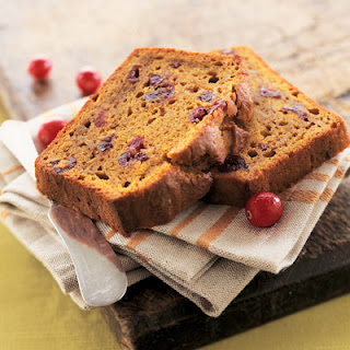 LIBBY'S® Pumpkin Cranberry Bread