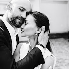 Свадебный фотограф Анастасия Сащека (NstSashch). Фотография от 21.10.2018