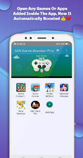 Download 50X Game Booster Pro APK 1 0 by VBMSoftWorks India