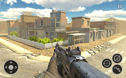 Freedom of Army Zombie Shooter: Free FPS Shooting 1.5 screenshots 3
