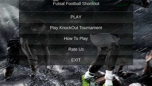 Futsal Football Shootout 2016