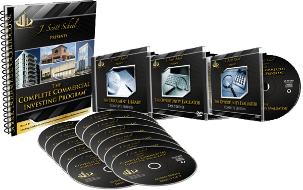 The Complete Commercial Investing Program