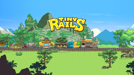 Tiny Rails Mod Apk Download For Android and Iphone 1