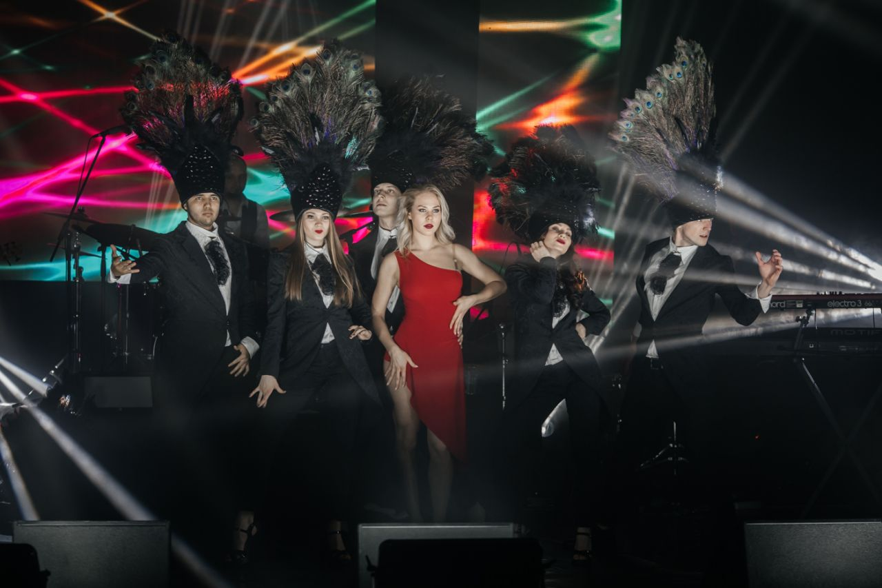 Танцевальная компания NEW FACE в Самаре