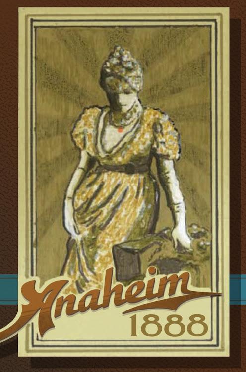 Logo of Anaheim 1888