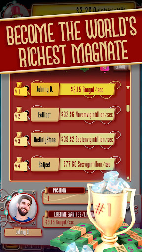 Magnate: Idle Clicker  screenshots EasyGameCheats.pro 5