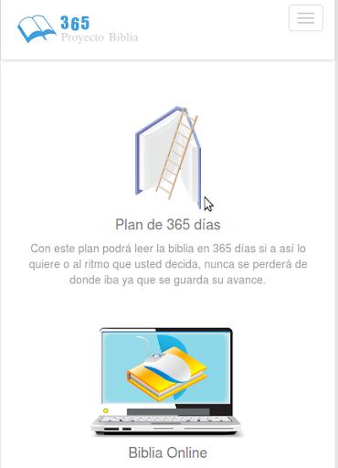 Proyecto biblia 365
