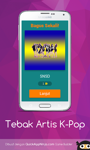玩免費益智APP|下載Tebak Artis K-Pop app不用錢|硬是要APP