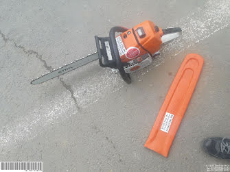Picture of a STIHL MS 461