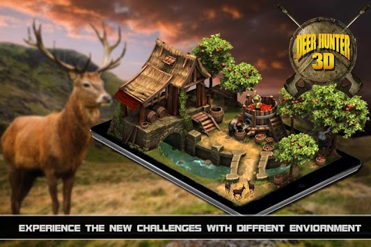Sniper 3D Animal Hunter apk screenshot