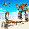Futuro Robô Escorpião Batalha apk baixar