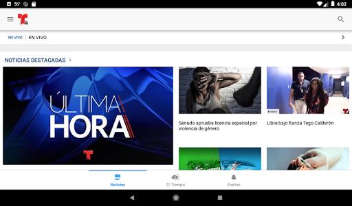 Telemundo Puerto Rico screenshot 15